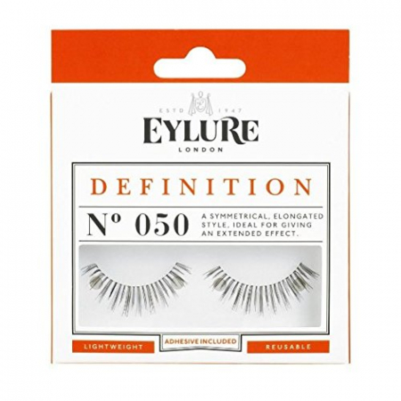 Eylure gene false - False Eyelashes - Definition N.050 (adh)