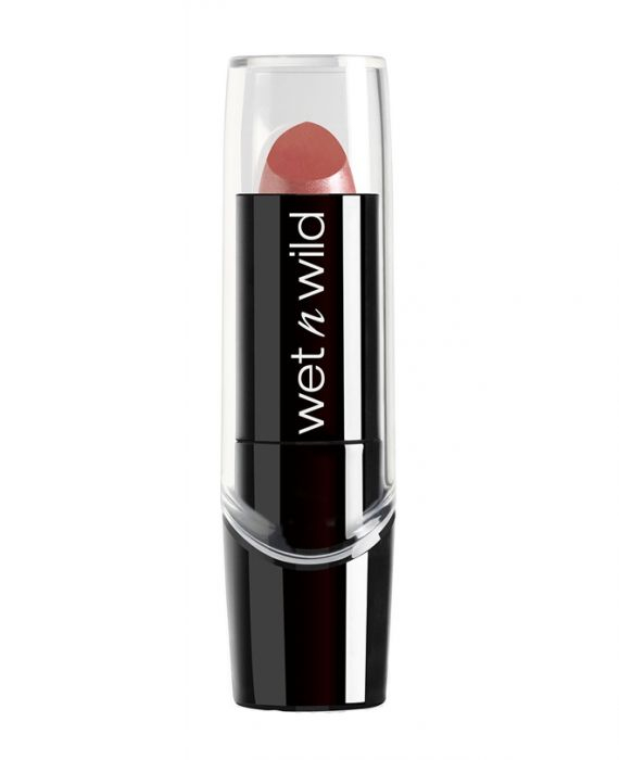 wet n wild rúž - Silk Finish Lipstick - Dark Pink Forest