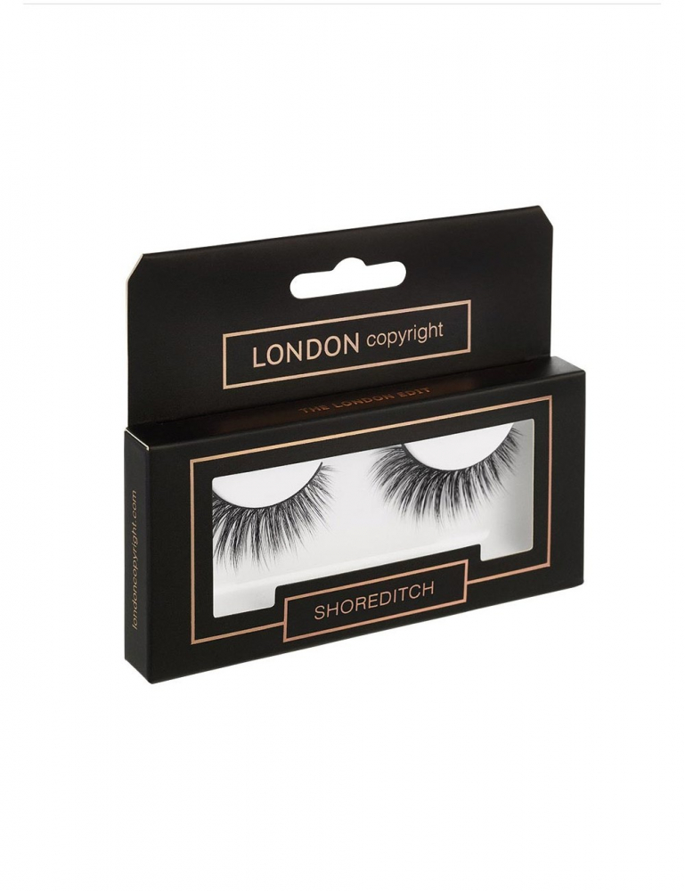London Copyright falsche Wimpern - Eyelashes - Shoreditch
