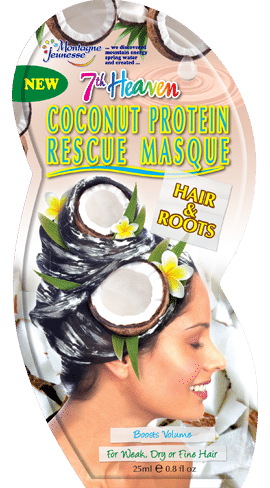 Montagne Jeunesse маска за коса - Coconut Hair Rescue Mask