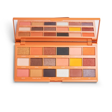 I Heart Revolution paleta sjenila - Peanut Butter Cup Chocolate Eyeshadow Palette