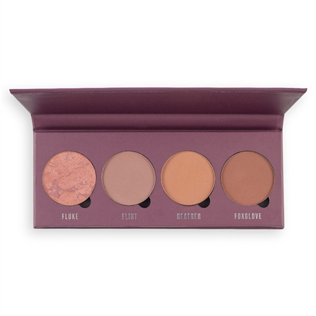 Makeup Obsession paleta za lice - Mad About Mauve Face Palette