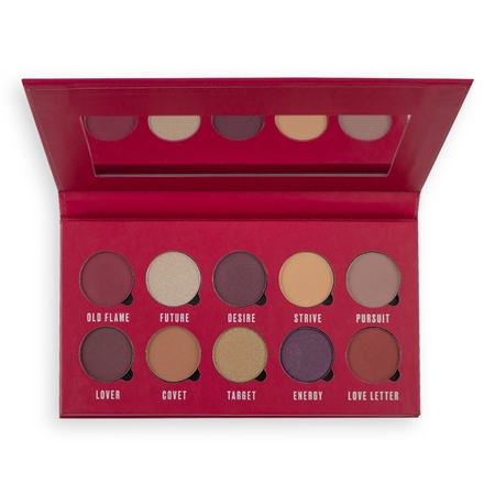 Makeup Obsession paleta sjenila -  Be Passionate About Eyeshadow Palette