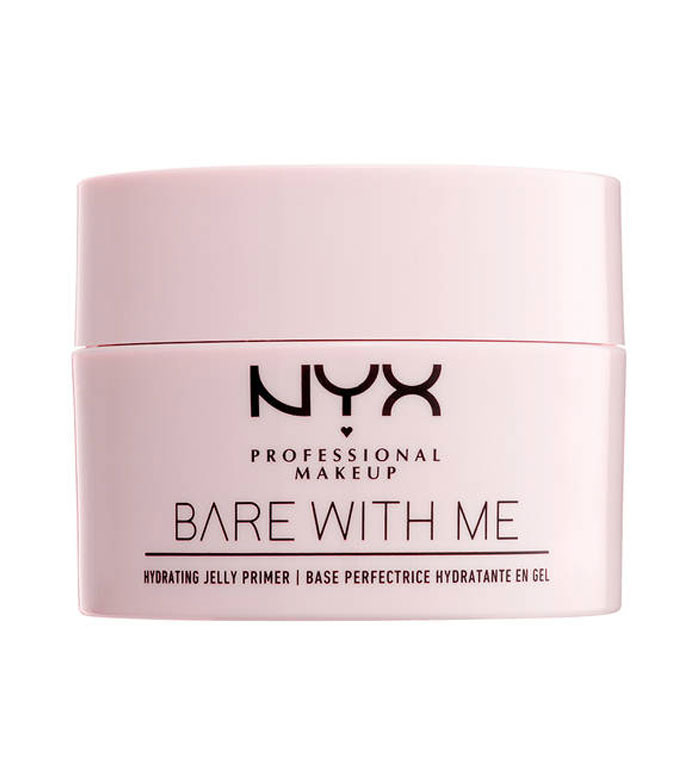 NYX Professional Makeup primer per il viso - Bare With Me Hydrating Jelly Primer (BWMJP01)