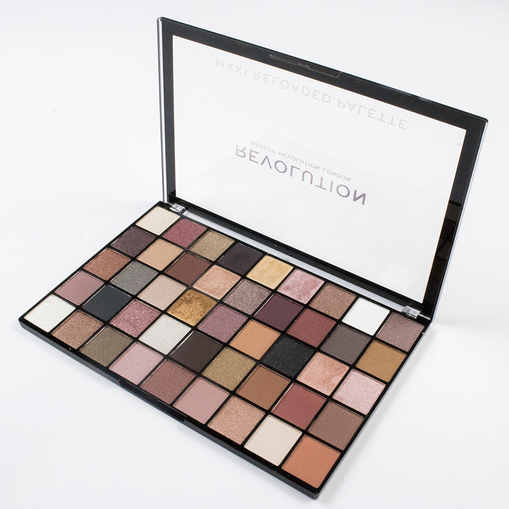 Revolution paleta sjenila - Maxi Reloaded Eyeshadow Palette Large It Up