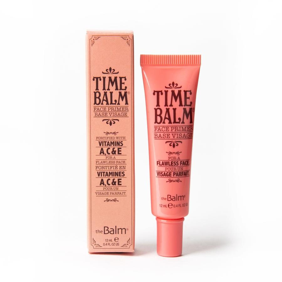The Balm основа за пудра - Travel Size - Time Balm Face Primer