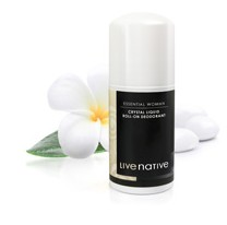 Live Native deodorante naturale - Essential Woman