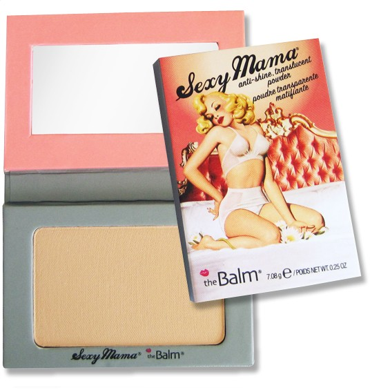The Balm Anti Shine Finishing Puder - Sexy Mama