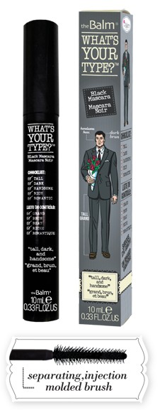 The Balm mascara - Tall, Dark And Handsome
