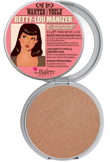 The Balm Luminizer Highlighter - Betty Lou