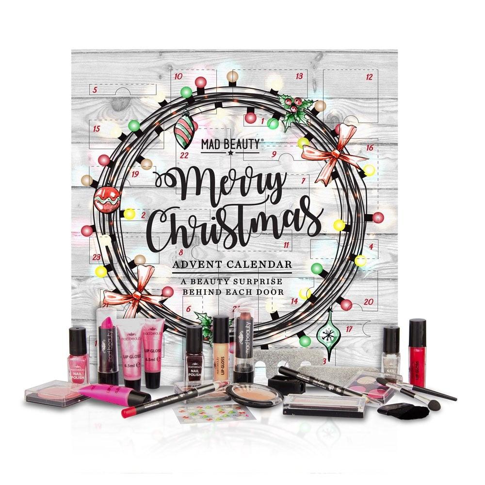 Mad Beauty Christmas Lights Advent Calendar adventi kalendárium
