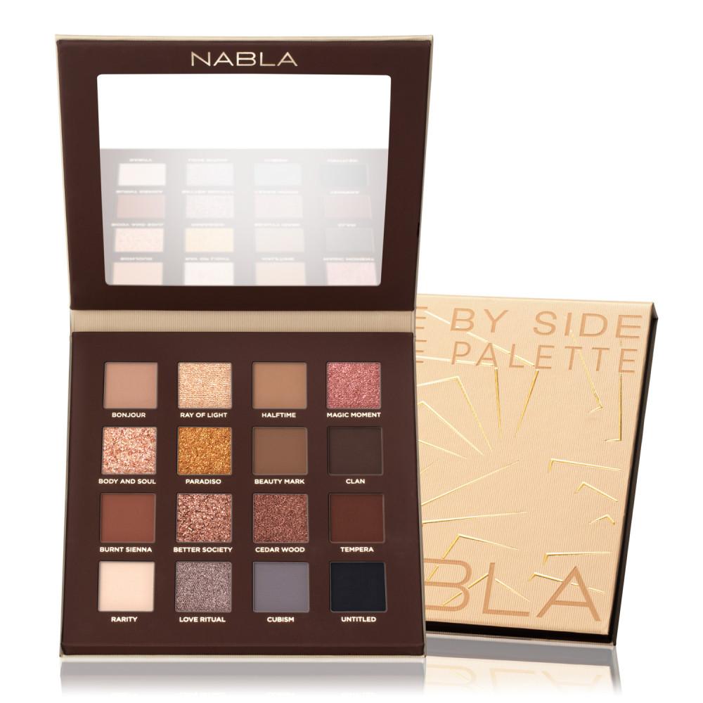 Nabla Cutie Collection Palette Platinum - Paleta očních