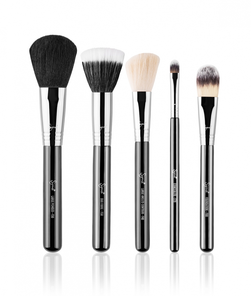 Sigma Brush Set - Basic Face Kit