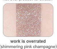 The Balm Overshadow - Work Is Overrated