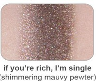 The Balm Overshadow - If you're rich, I'm single