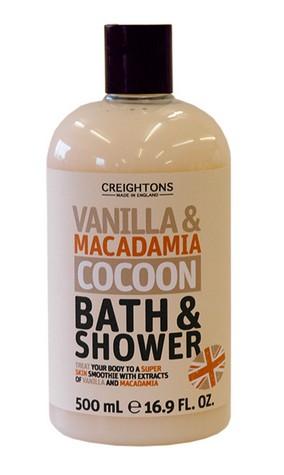 Creightons Docciaschiuma E Bagnoschiuma Vanilla And