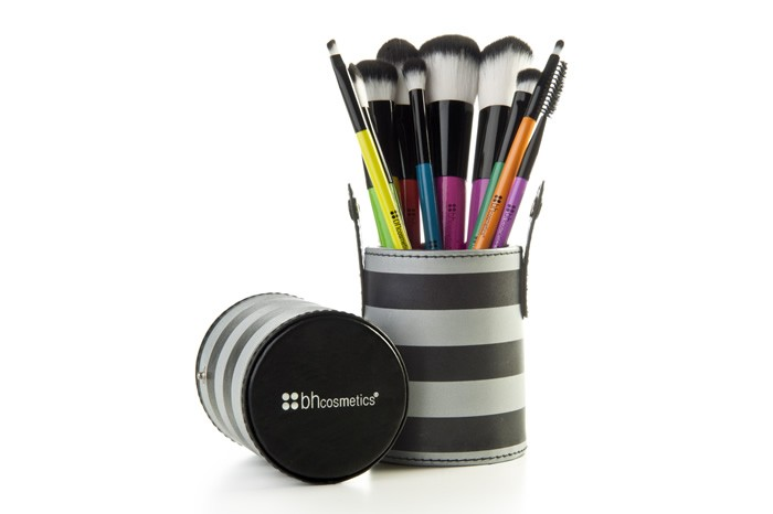 BH Cosmetics set 10 čopičev - 10 Pcs Pop Art