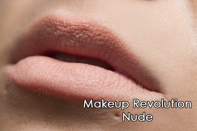 Makeup Revolution ruž - Nude