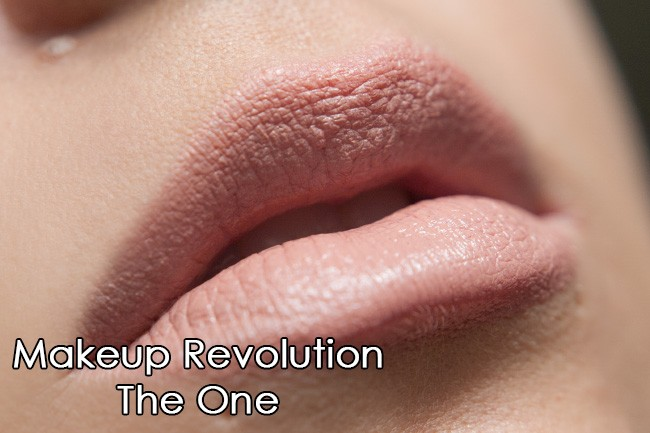 Makeup Revolution šminka - The One