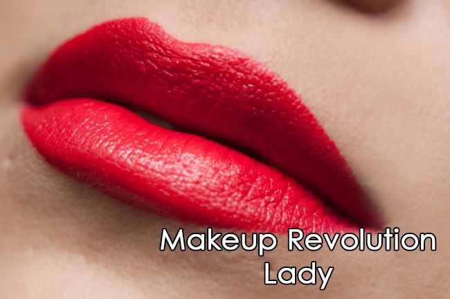 Makeup Revolution šminka - Lady