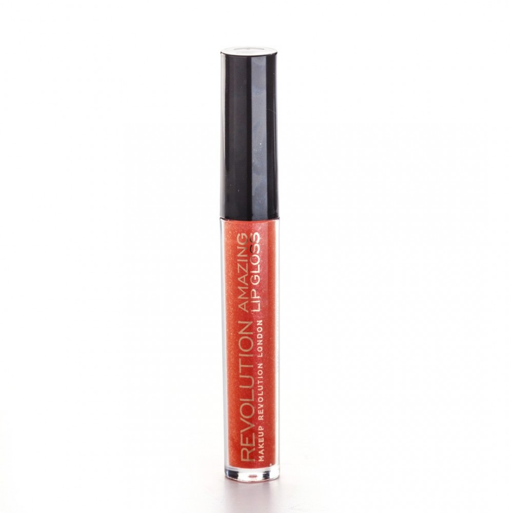 Revolution lip gloss - Coral