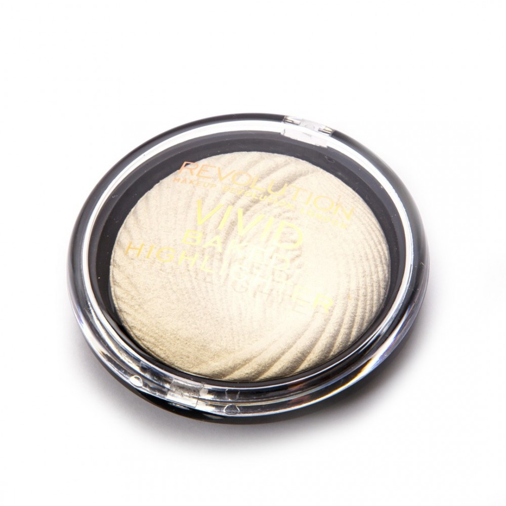 Makeup Revolution highlighter - Golden Lights