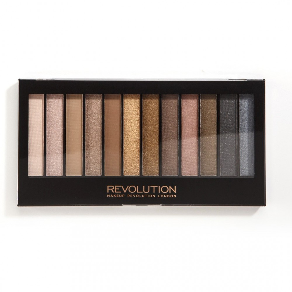Makeup Revolution paleta sjenila - Iconic 1