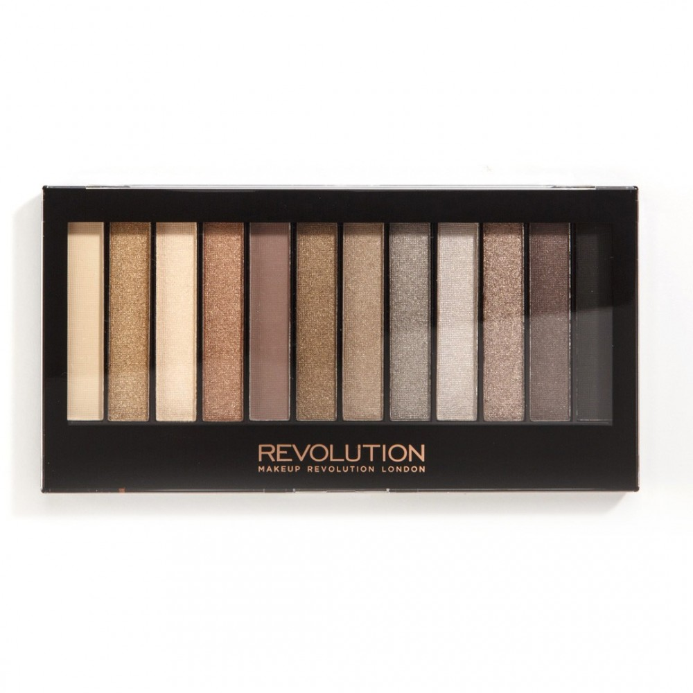 Makeup Revolution palette di ombretti Redemption - Iconic 2