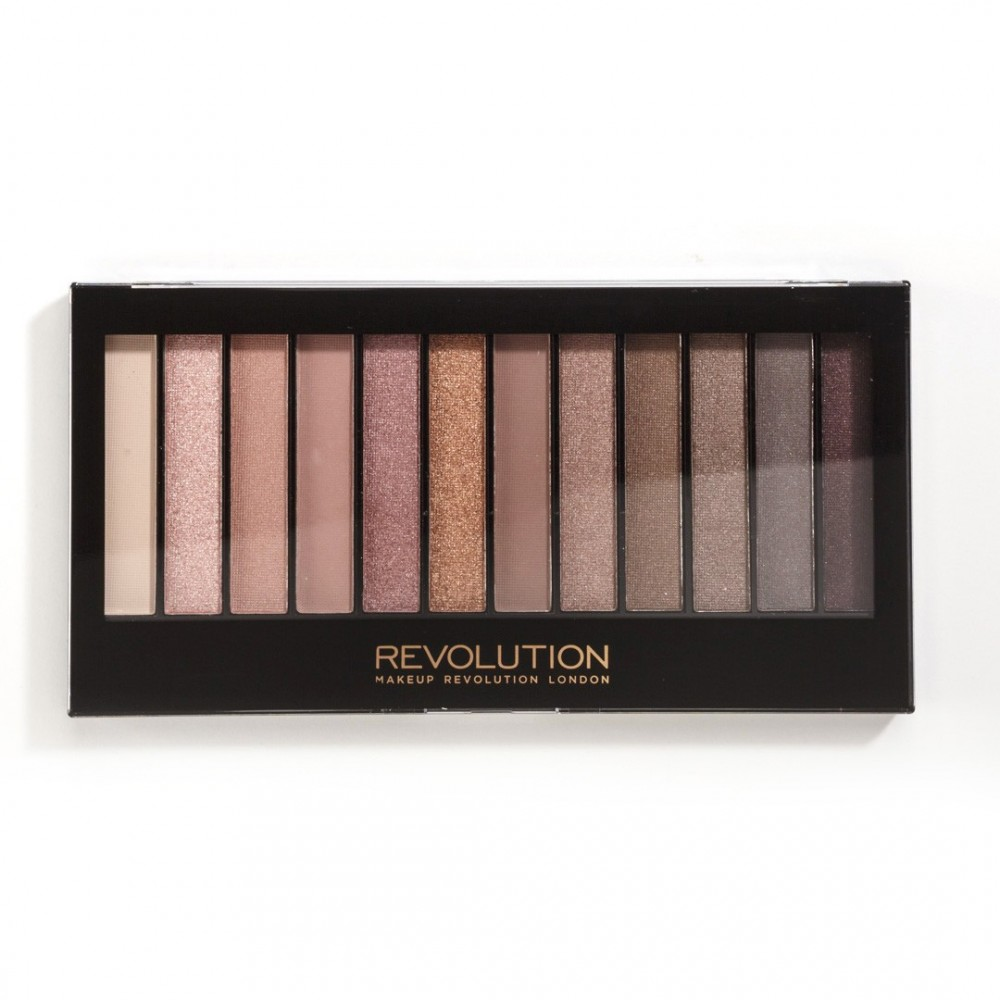 Makeup Revolution paleta de farduri - Redemption - Iconic 3