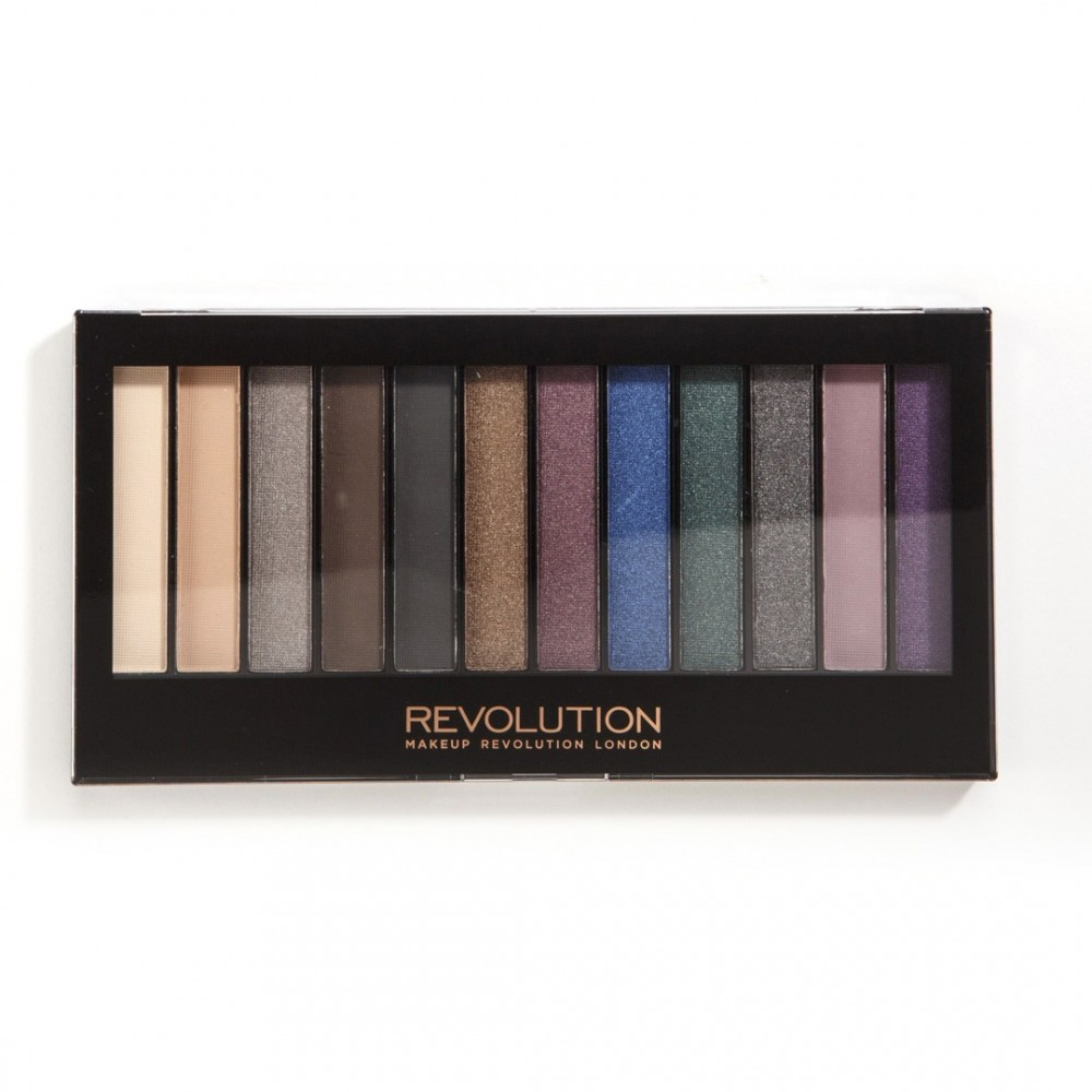 Makeup Revolution Redemption palette de fards à paupières- Hot Smoked