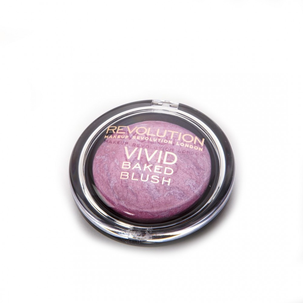 Makeup Revolution rdečilo - Baked Blushers One For Playing Games