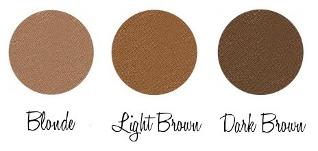 The Balm Augenbrauenpalette - Brow Pow - Light Brown