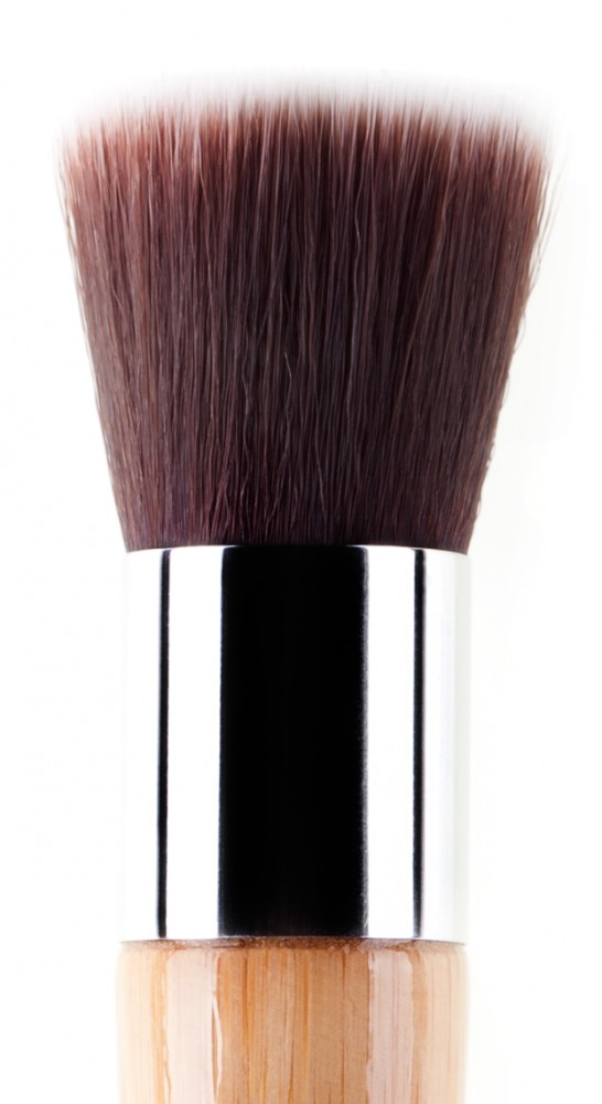 Everyday Minerals Flat Top Brush - púder ecset