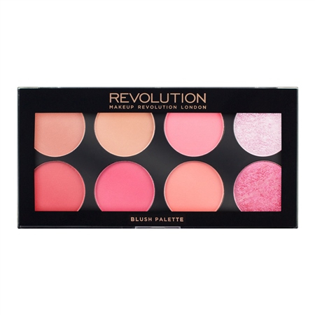 Revolution Ultra Blush paleta tvářenek - Sugar and Spice