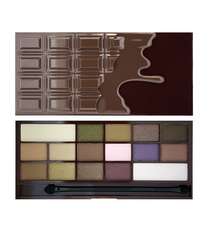 I Heart Makeup paleta sjenila - I Heart Chocolate