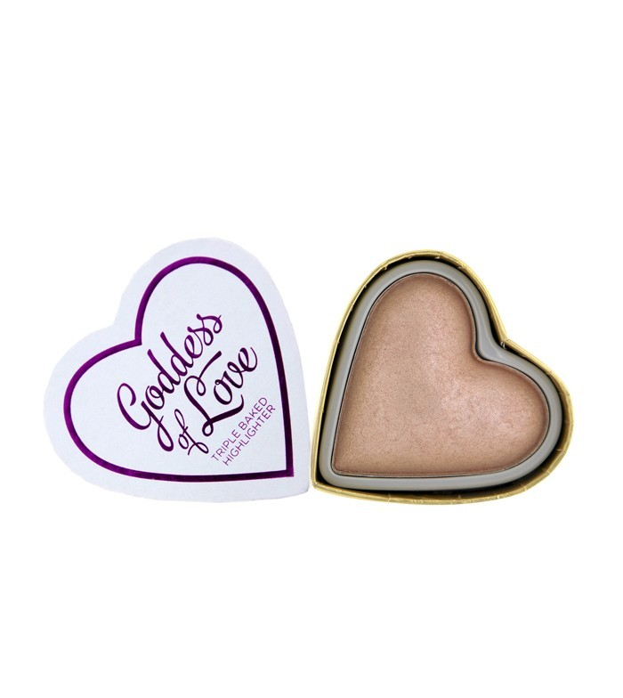 I Heart Makeup - Hearts Highlighter - Goddess of Love