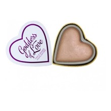 I Heart Makeup osvetljevalec - Hearts Highlighter - Goddess of Love