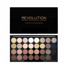 Makeup Revolution paleta 32 senčil - Flawless