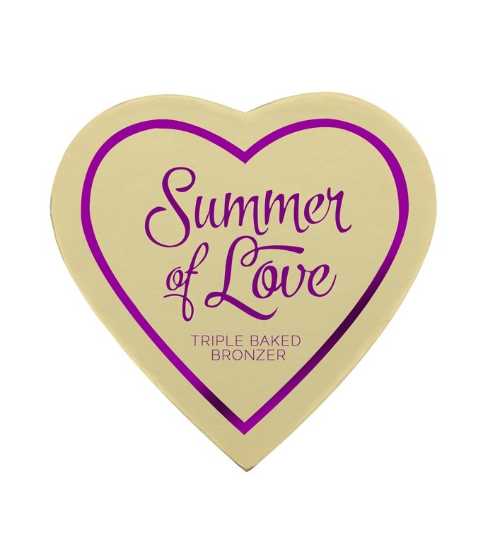 I Heart Makeup bronzer - Hearts Bronzer - Summer of Love