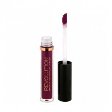 Makeup Revolution mat Salvation Velvet Lip Lacquer - Rebel