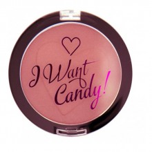 I Heart Makeup rdečilo za lica - I Want Candy - Blushing