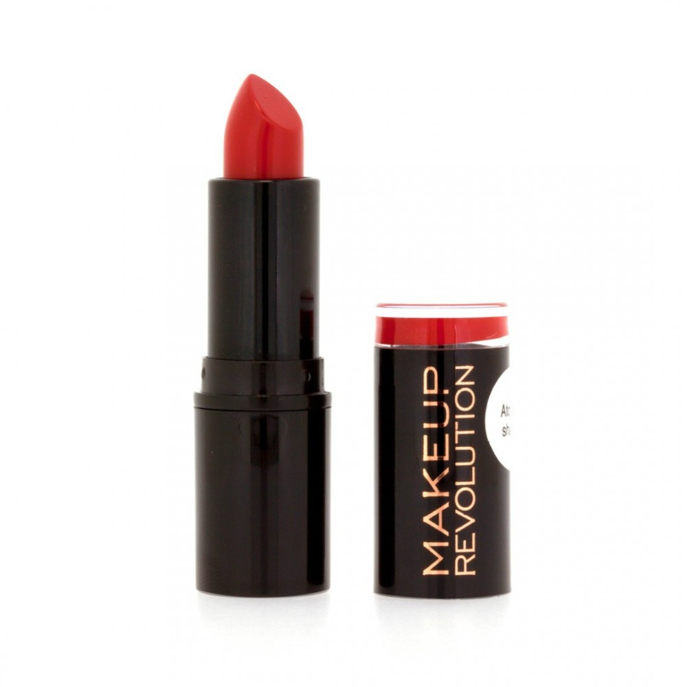 Revolution Lippenstift - Atomic - Ruby