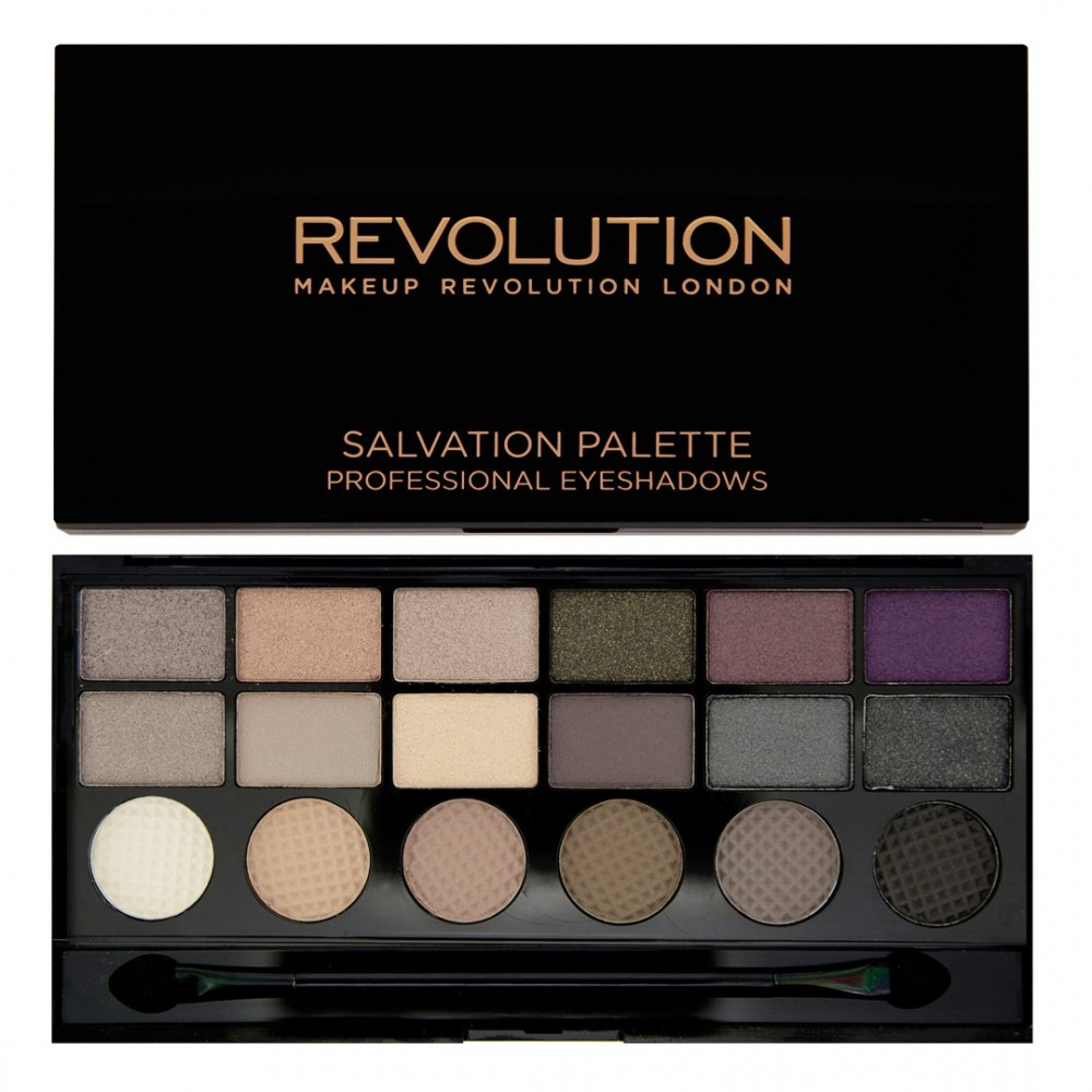 Makeup Revolution paleta sjenila - Hard Day Limited Edition