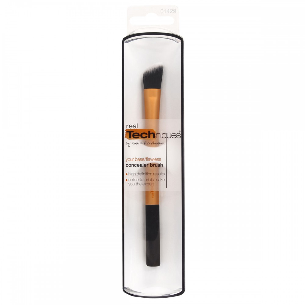 Real Techniques Concealer Brush - korrektor ecset