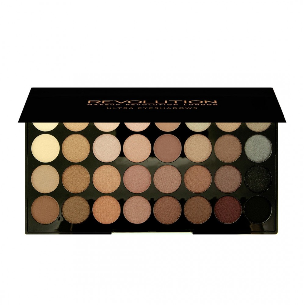 Makeup Revolution 32 Lidschattenpalette - Beyond Flawless