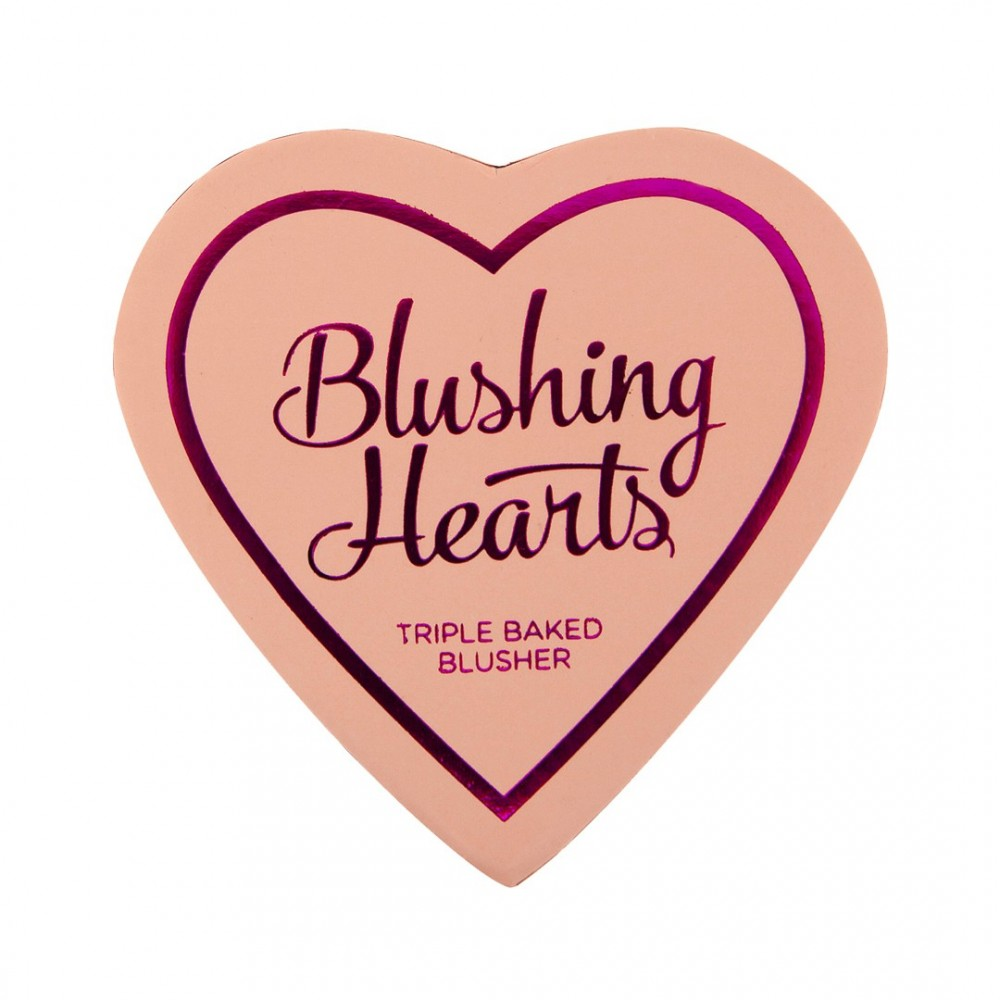 I Heart Makeup fard à joues - Hearts Blush - Peachy Pink Kisses