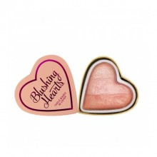 I Heart Makeup rdečilo za lica - Hearts Blush - Peachy Pink Kisses