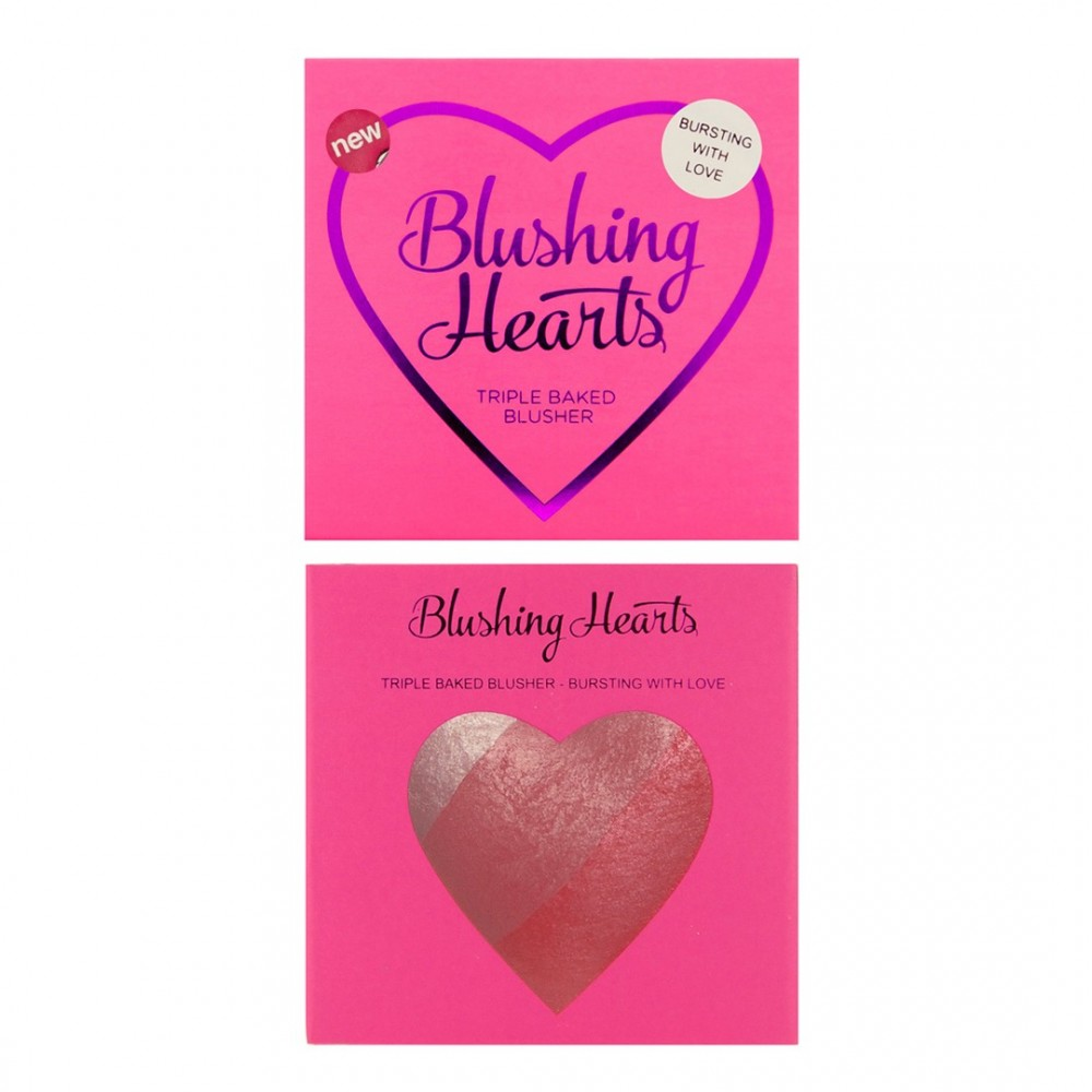 I Heart Makeup fard à joues - Hearts Blush - Bursting With Love