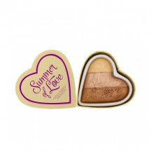 I Heart Makeup bronzer - Hearts Bronzer - Hot Summer of Love