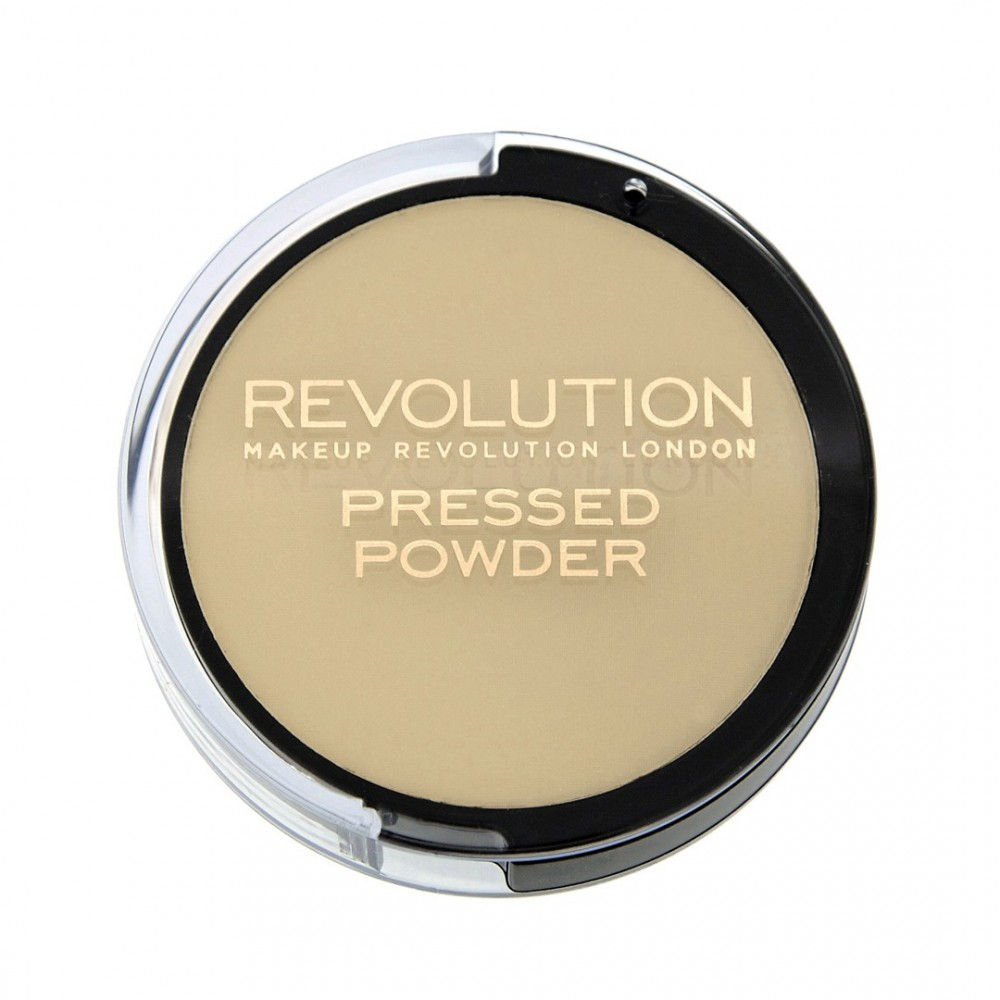 Revolution zakončujúci púder Pressed Powder - Translucent